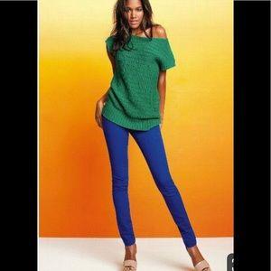 London Jeans by VS blue slim jean 6